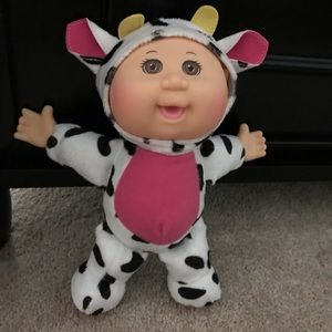 Cow Cabbage Patch Kid!